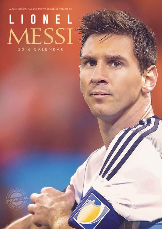 Kalendár 2018 Lionel Messi