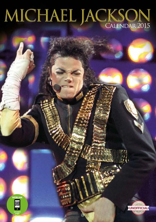 Kalendár 2017 Michael Jackson