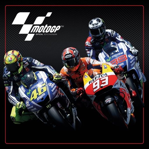 Kalendář 2017 MotoGP