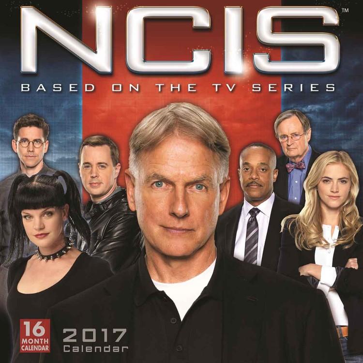Kalendár 2017 NCIS