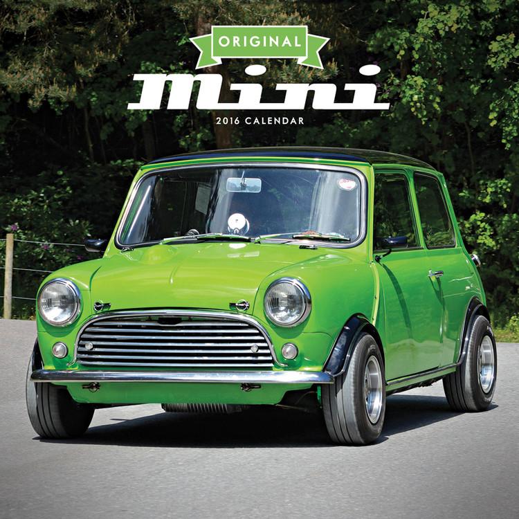 Kalendár 2017 Original Mini