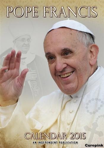 Kalendář 2017 Papež František