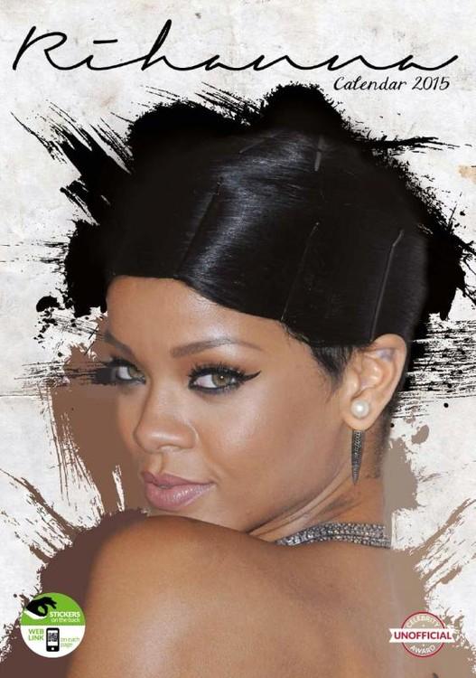 Kalendář 2018 Rihanna