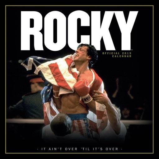 Kalendář 2017 Rocky