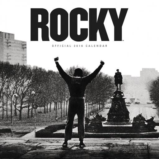 Kalendár 2017 Rocky