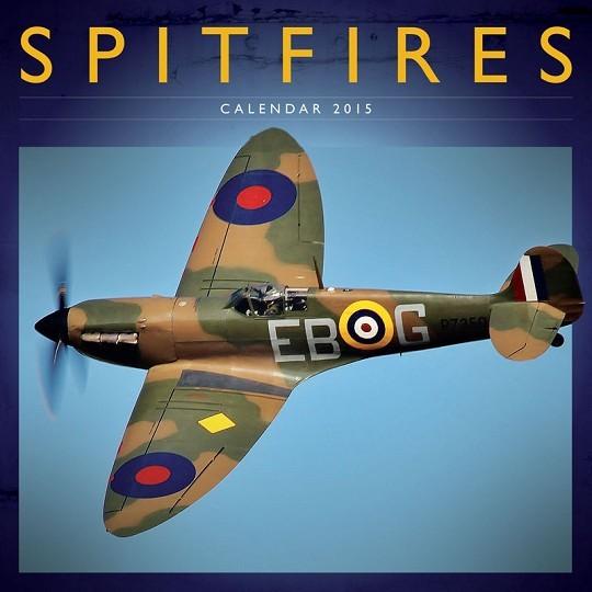 Kalendár 2017 Spitfire