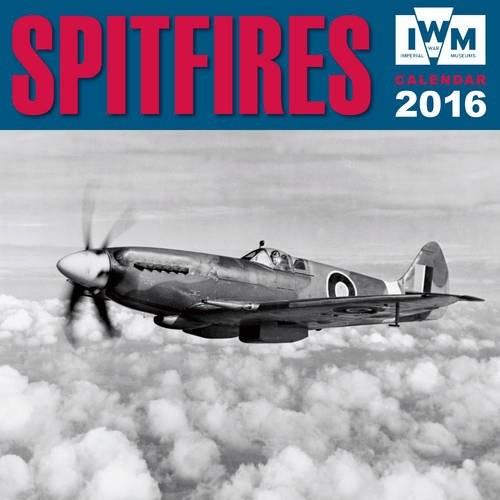 Kalendář 2017 Spitfire - IWM