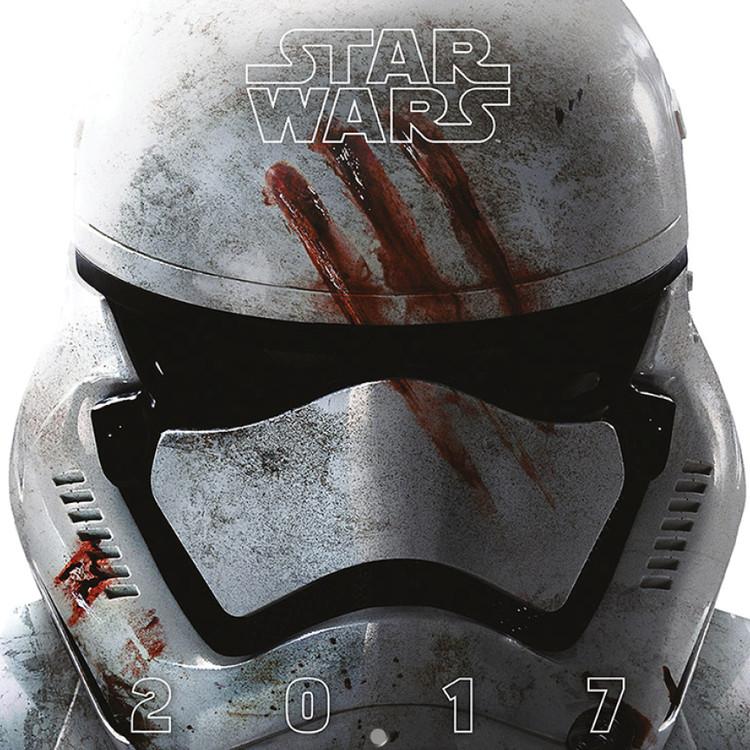 Kalendár 2017 Star Wars VII