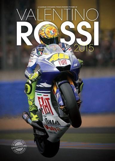 Kalendár 2017 Valentino Rossi