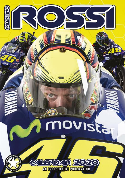 Kalendář 2020  Valentino Rossi