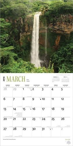 Kalendář 2018  Vodopád