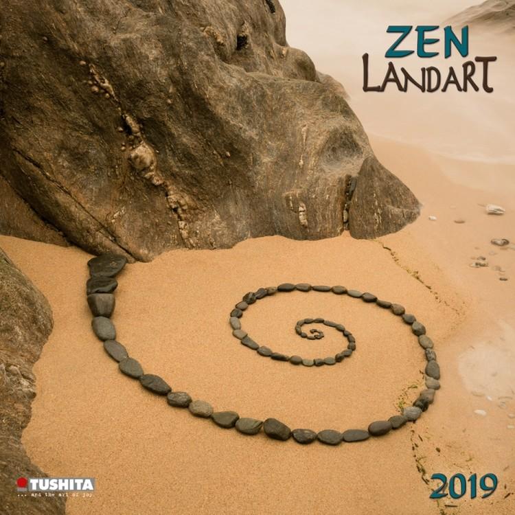 Kalendář 2019  Zen - Landart