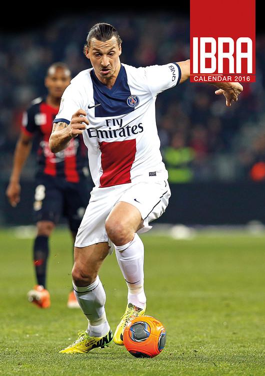 Kalendár 2018 Zlatan Ibrahimović