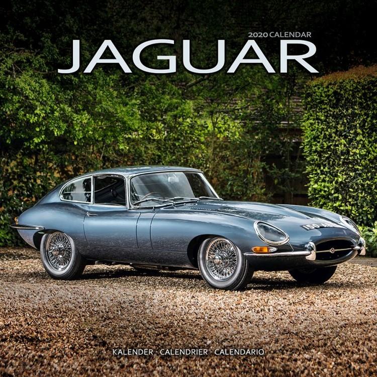 Jaguar Kalendar 2020
