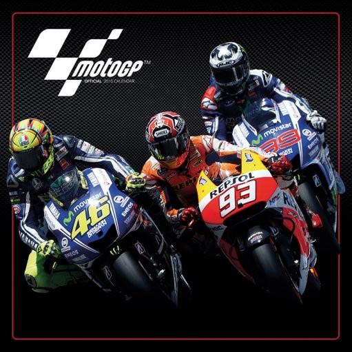 MotoGP Kalendar 2016