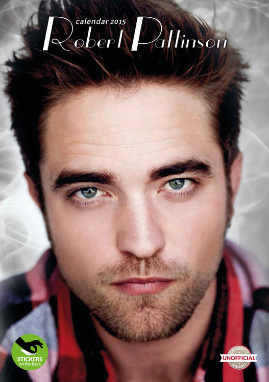 Robert Pattinson Kalendar 2017