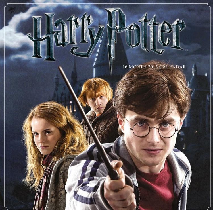 Harry Potter Kalendarz 2017