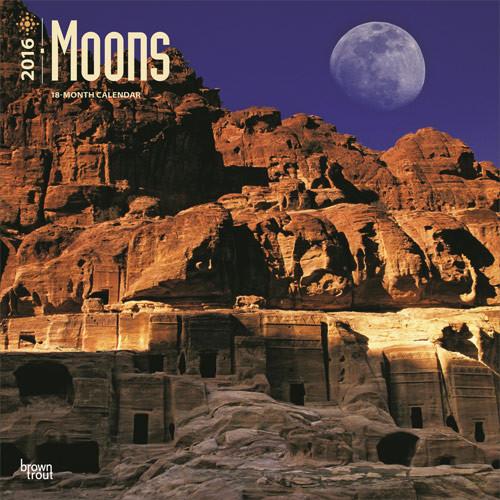 Księżyce Kalendarz 2017