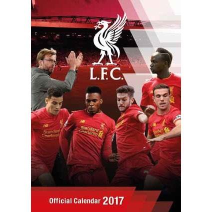 Liverpool Kalendarz 2021 | Kup na Posters.pl