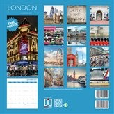 Londyn Kalendarz 2018