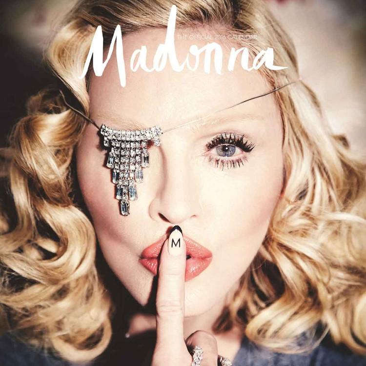 Madonna Kalendarz 2017