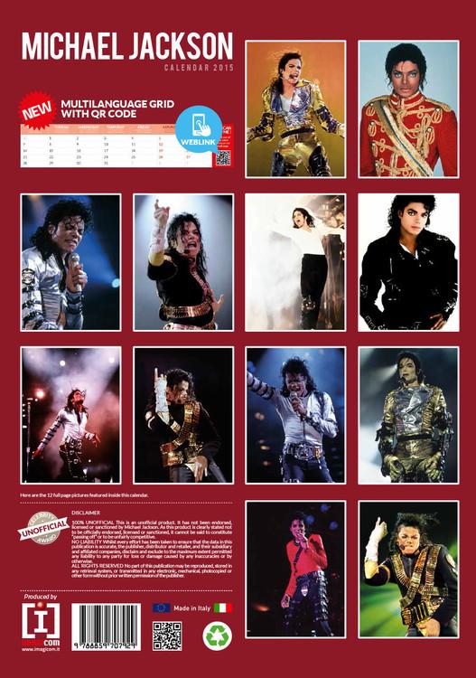 Michael Jackson Kalendarz 2020