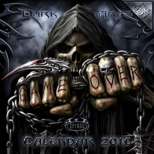 Official Calendar 2010 Spiral Kalendarz 2017