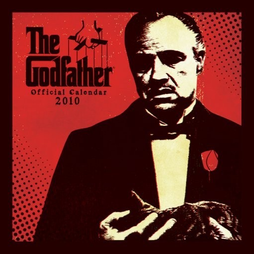 Official Calendar 2010 The Godfather Kalendarz 2017