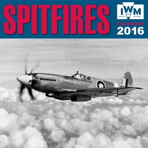 Spitfire - IWM Kalendarz 2017