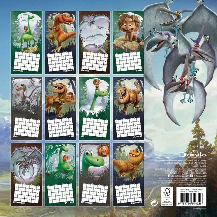 Kalender 2019  Arlo & Spot