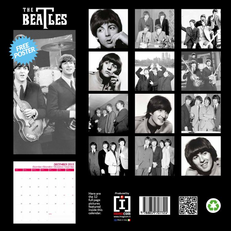 Beatles Kalender 2019