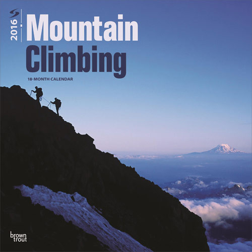 Kalender 2017 Bergsteigen