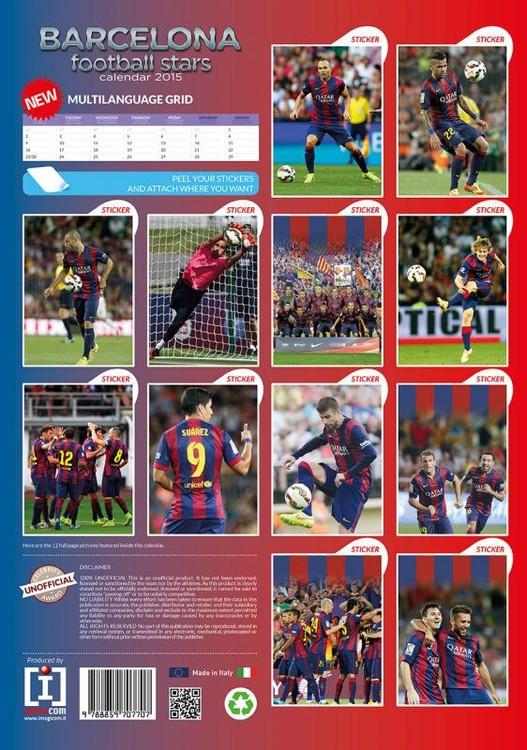 Calendrier Barca 2020.Kalender 2020 Fc Barcelona