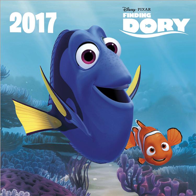 Finding Dory Kalender 2017