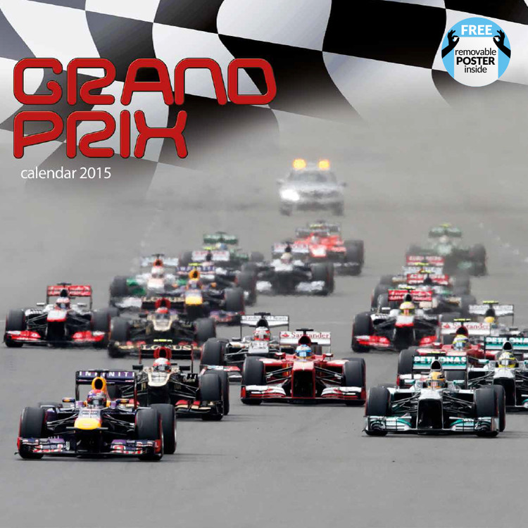 Kalender 2017 Grand-Prix