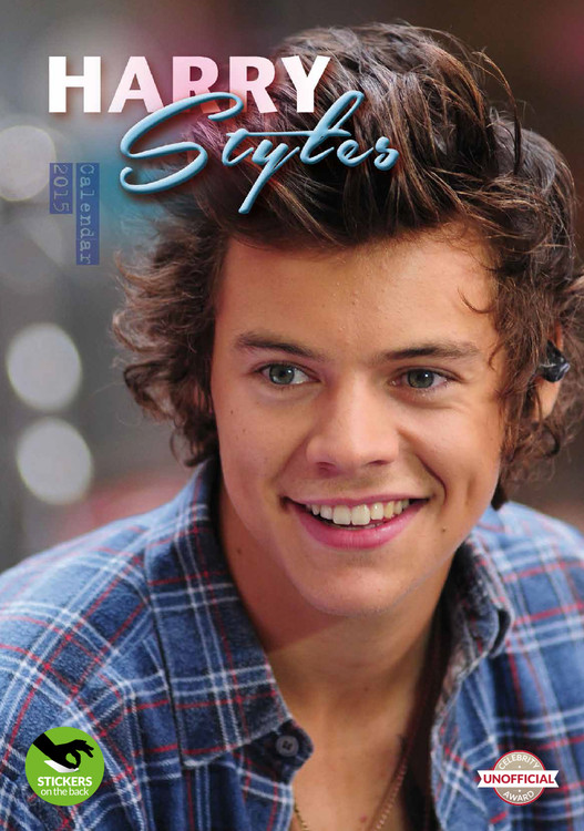 Kalender 2017 Harry Styles