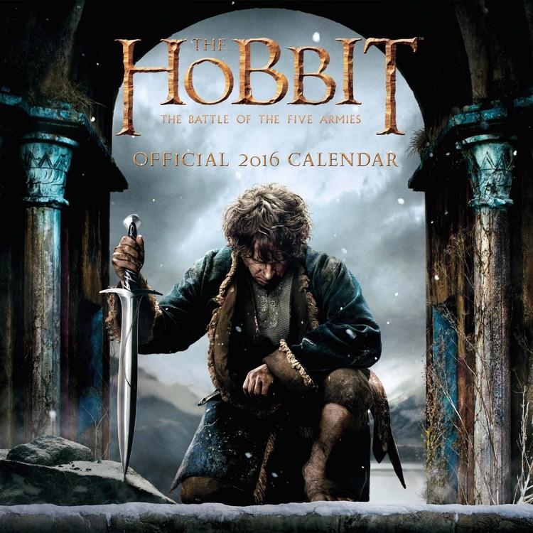 Kalender 2017 Hobbit