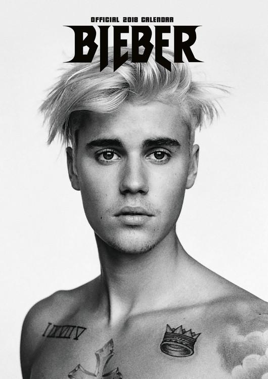 Kalender 2019  Justin Bieber