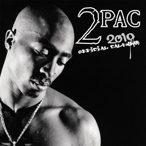 Kalender 2017 Kalendář 2010 Tupac
