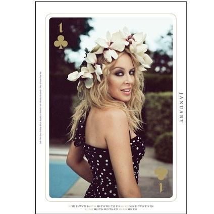 Kylie Kalender 2018