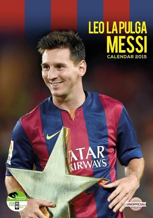 Kalender 2017 Lionel Messi
