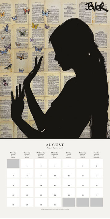 Loui Jover Kalender 2018