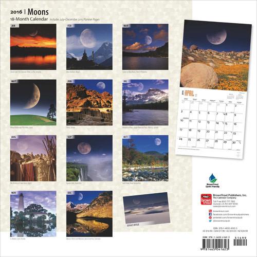Kalender 2018  Monde