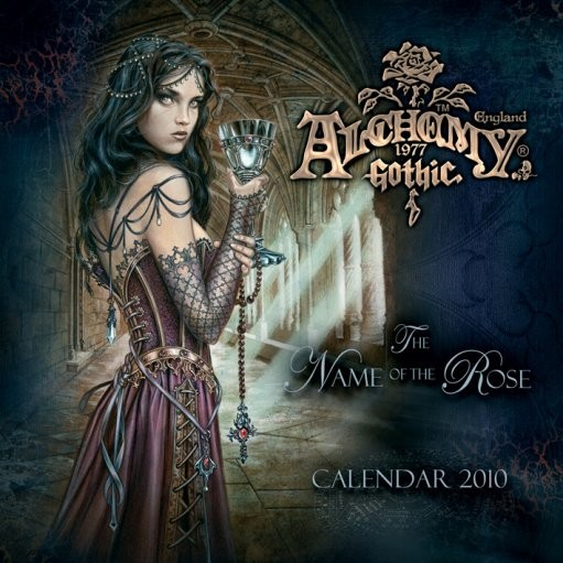 Kalender 2017 Official Calendar 2010 Alchemy