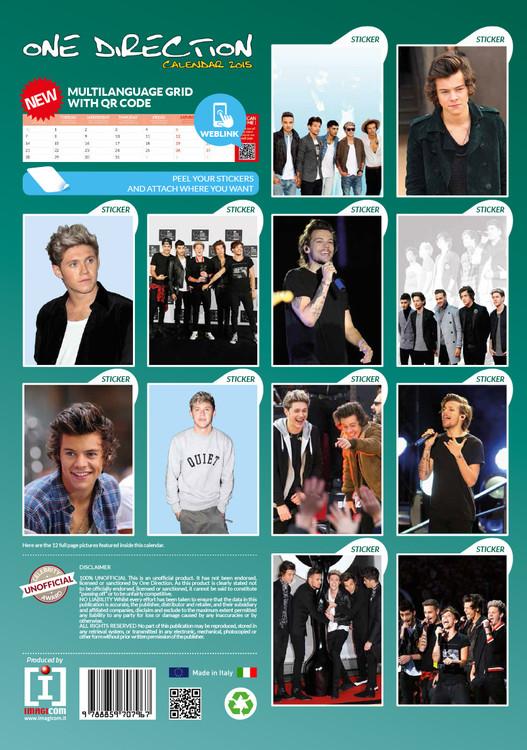One Direction Kalender 2018