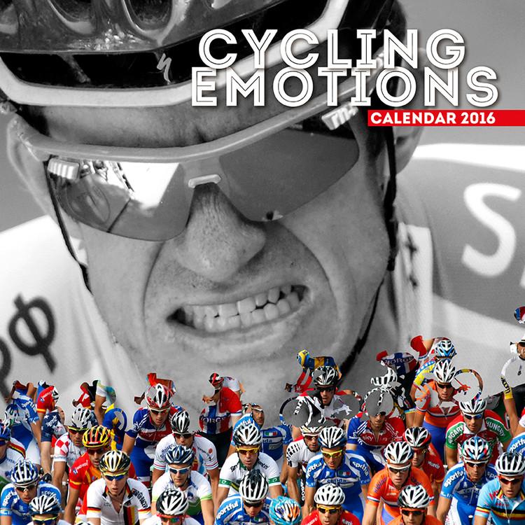 Kalender 2017 Radfahren