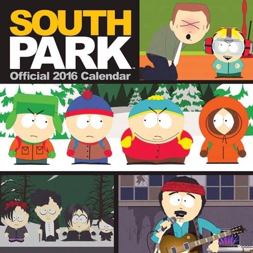 Kalender 2017 South Park