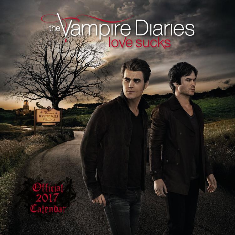 The Vampire Diaries Kalender 2017