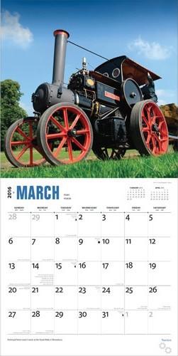 kalender 2019 traktoren bei europosters. Black Bedroom Furniture Sets. Home Design Ideas