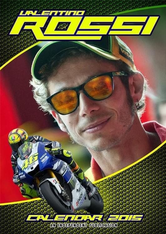 Kalender 2017 Valentino Rossi - MotoGP
